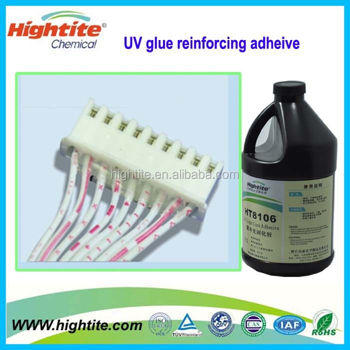 electronic adhesive for wiring fixed
