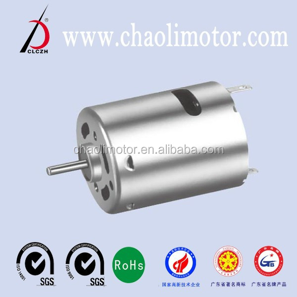 rs-360sh 24v dc electrical motor small air pump motor