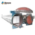 Autoclave steamed concrete building material light weight aac block plant to Cambodia