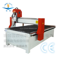 NC-B1224 two heads cnc router for cabinet bed mechanism