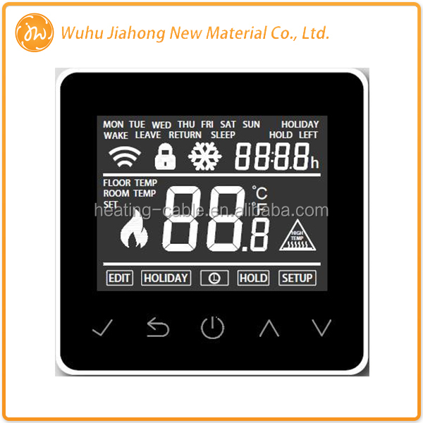 JIAHONG Heating Digital wifi Room Thermostat