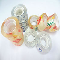 Super Clear Stationery Tape/ Office Tape/ School Tape (Bopp Film Coated With Acrylic Adhesive)