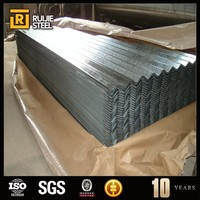 Heavy Zinc Colorful Shingles Roofing Sheets