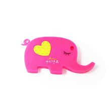 Custom silicone 3d cartoon animal phone case