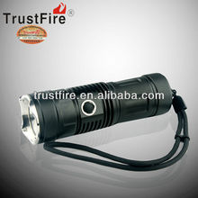 TrustFire Aluminum 900 lumens xm-l T6 A9-2 4 modes flexible led hunting store flashlight