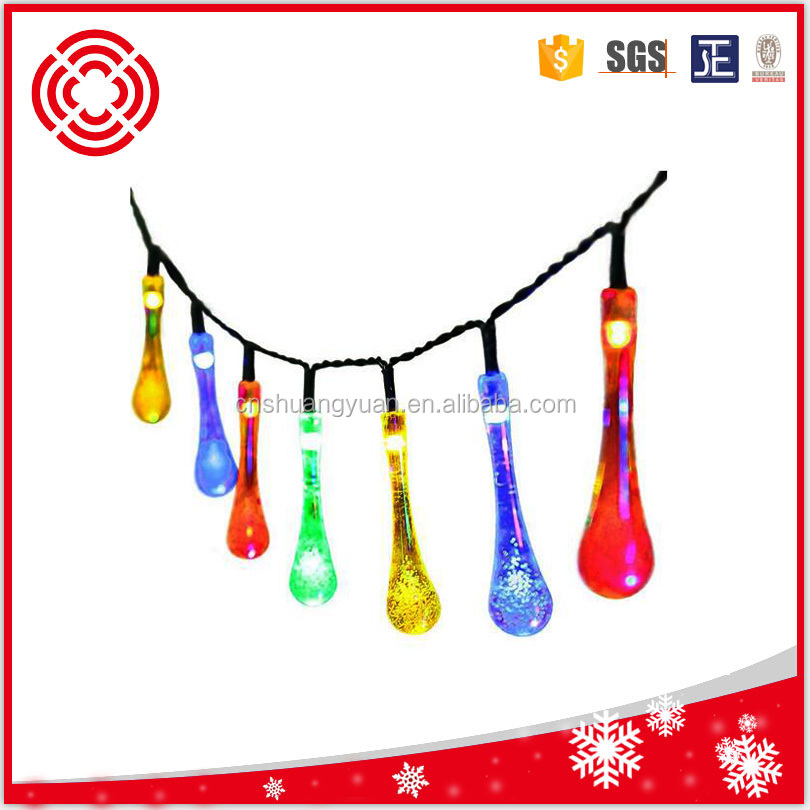 New Design 20/30/50 LED Battery Operated Wedding Xmas Party Decor Outdoor Fairy String Light Lamp