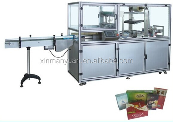 Carton box packing machine,cotton box packing machine,auto box packing machine