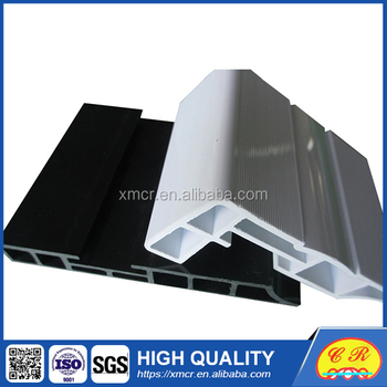 Rigid PVC Profile for indoor decoration