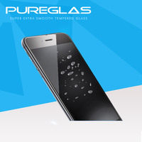 Pureglas anti bubble anti oil anti bubble washable phone screen protector for iphone 6 plus
