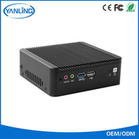 Picture of mini computer IBOX-501 N1B fanless mini pc win embedded