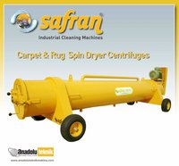 Carpet & Rug Spin Centrifugal Dryer