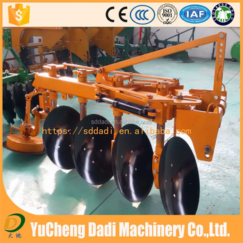 Hydraulic Flip Disc Plow made in china