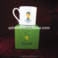 ceramic mug for world cup 2014,souvenir mug for world cup brazil 2014,cheap ceramic mugs