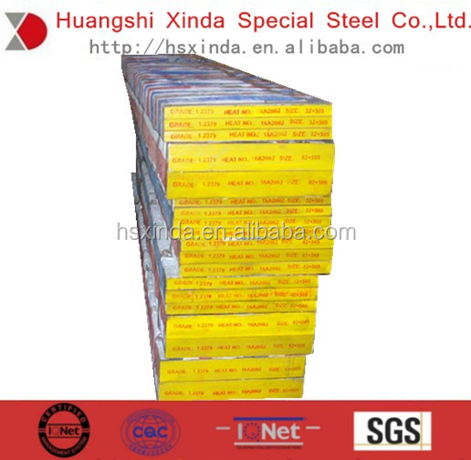 Warehouse fast delivery hot rolled high quality alloy tool steel flat bar O1