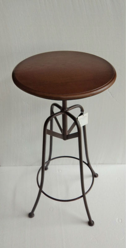 Hand Made Round High top cocktail tables
