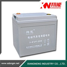 High quality rechargeable scrap car batteries