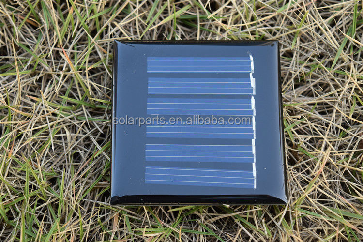 Customized 3V 60mA Small Size Solar Panel