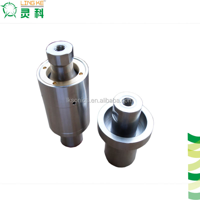 telsonic booster of ultrasonic plastic welding machine