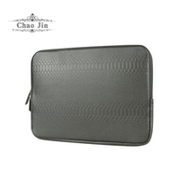 Free Shipping Hot PU Leather Sleeve Case 10,12,13,14,15 inch Laptop Bag, For ipad Tablet For MacBook Notebook Air Pro,