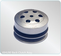 Motorcycle Clutch With Gear Xihu90 Back Motorcycle Clutch Assy.