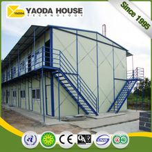 Preferential Price Fast Constructed House Prefabricated Row Houses