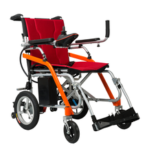 used folding e power electric wheelchairs motor 12v for children