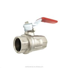 made in China high pressure ball valve dn40 water tank floating ball valve