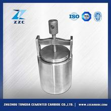 Tungsten Carbide 250ml milling jar with high quality