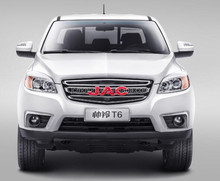 JAC 4x4 Real Time Diesel Double Cabin China Pickup Truck LHD & RHD