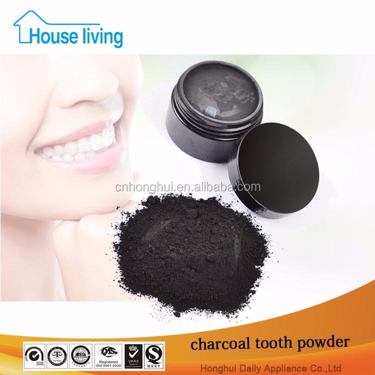 Hot Selling OEM Brand Hygiene Dental Private Label Activated Charcoal Teeth Whitening Powder