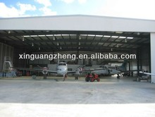 Xgz Enterprise Directly Sales Different Kinds of Construction Steel Structure Aircraft Hangar