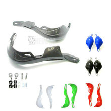 CARBON Handguards Hand Guards For KTM CRF YZF KXF RMZ KLX EXC Motorcycle Motocross Pit Dirt Bike Off road