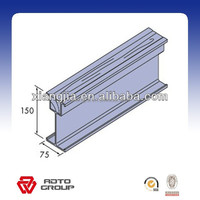 Greenhouse Aluminum Beams Profile China Supplier