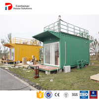 2018 luxury low cost prefab container house