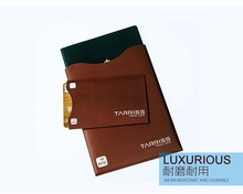 RFID blocking card security credit wallet