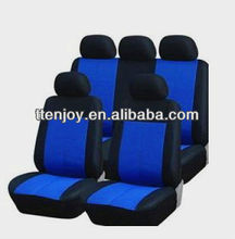 Blue Waterproof Nylon Car Seat Covers