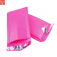 China supplier envelope pink custom bubble mailer
