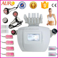 AU-65 Professional home use or beauty salon laser liposuction fat removal burn fat body shaper/massager