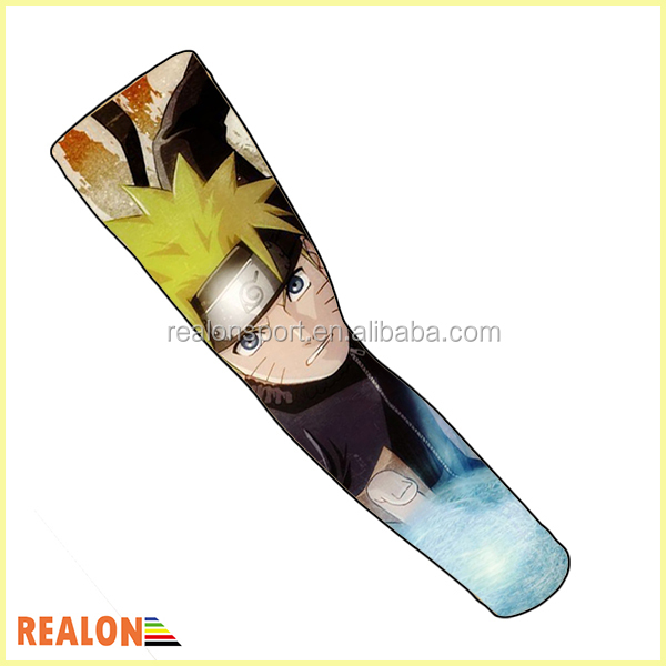 custom wholesale arm and hand sleeves