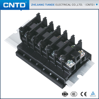 CNTD Best Selling Products CBR Plate Type Screw Crmping Terminal Block