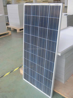 poly 150w solar pv module china 1kw semi flexible pv solar cell panel