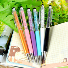 Cute Crystal Pen Diamond 2in1Ballpoint Pens
