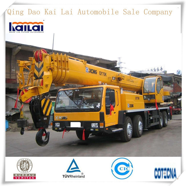 QY50K-I XCMG Truck Crane/knuckle boom truck mounted crane