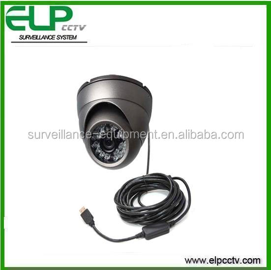 free intelligent software allows humen face detection remote surveillance usb cctv camera