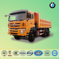 Sinotruk CDW3250A2S4 diesel Euro-III 10 wheeler dump trucks for sale
