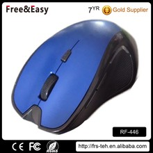 Promotion gifts custom LOGO 2.4Ghz slim wireless mouse for laptop computer