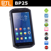 HLY420 BATL BP25 large capacity bettery cell phone android rugged new waterproof level, 5inch strong phone