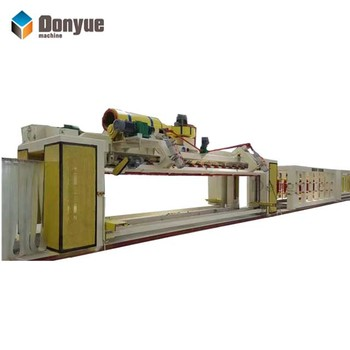 Autoclaved Aerated AAC Block Brick Machine Price / Light Weight Brick Machine Dongyue Supply