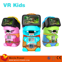 Small investment, fast return Arcade Games Machines 9d virtual reality glass simulation kid 9d movie sale in longmei Panyu