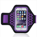 "Original HAISSKY 5""Phone Sports Armband Case for iPhone 6/6S HTC 801E/802D Samsung S4 with Sweatproof Workout Running Arm Band"